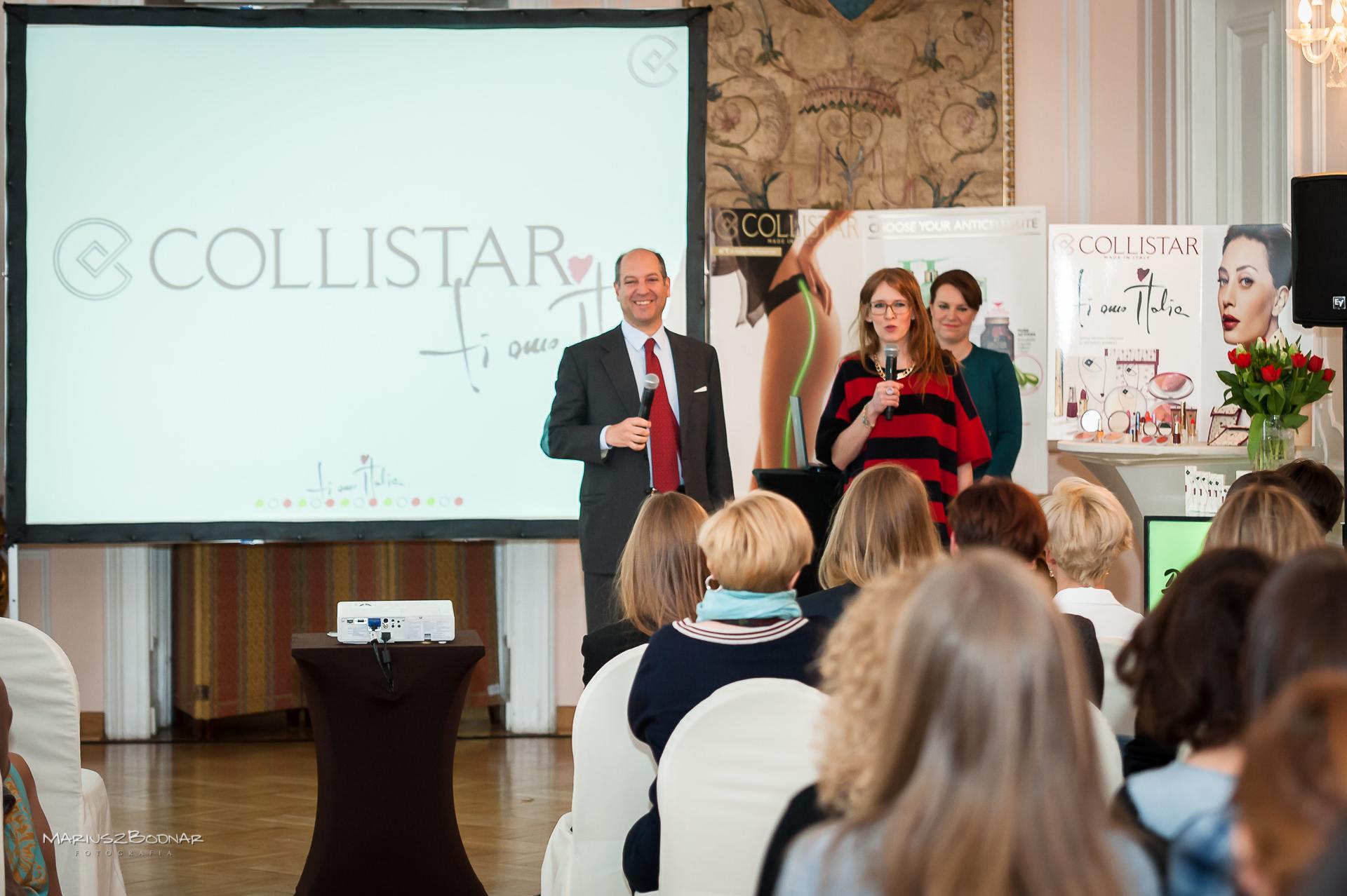 Collistar-konferencja