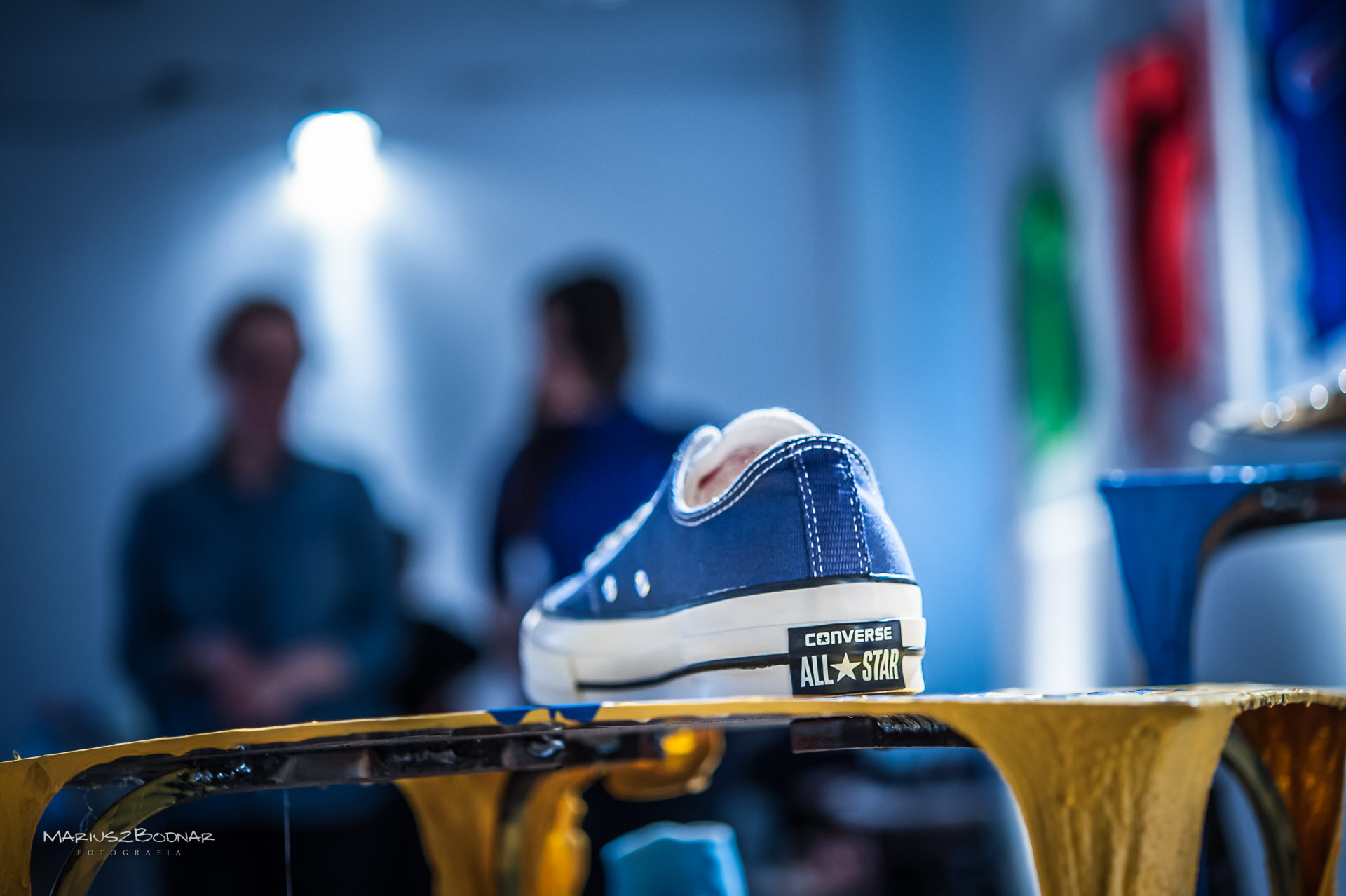 prezentacja kolekcji Converse