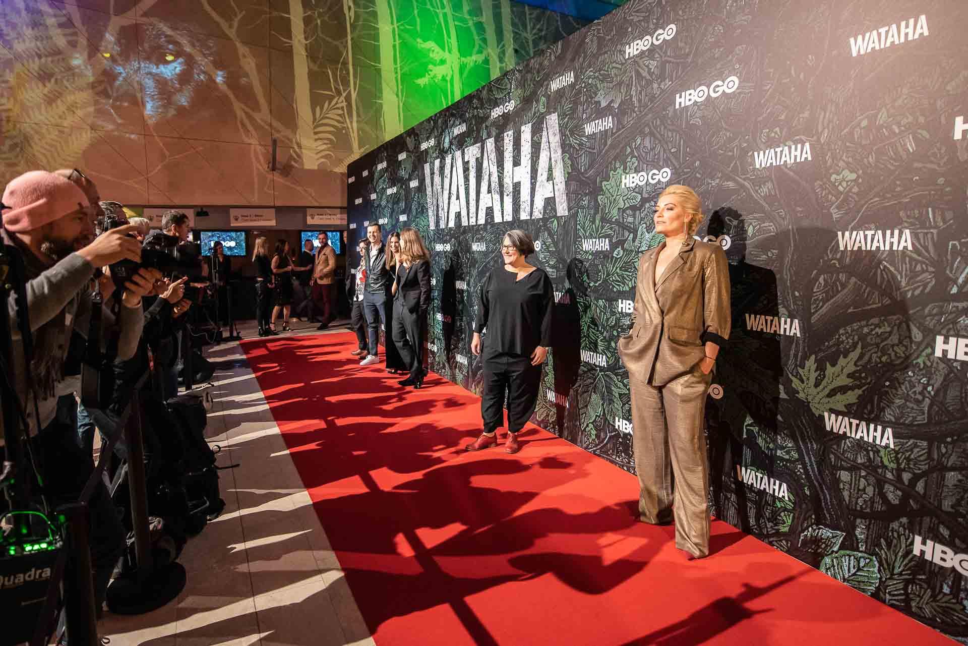 Gala premierowa serialu Wataha produkcji HBO sezon III