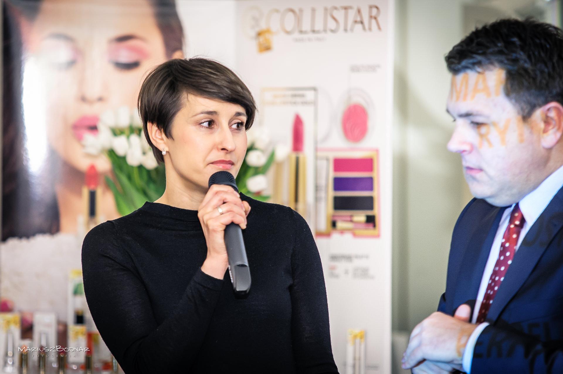 konferencja prasowa marki Collistar